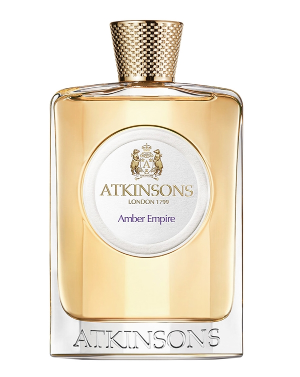 atkinsons amber empire 100ml edt unisex parfüm