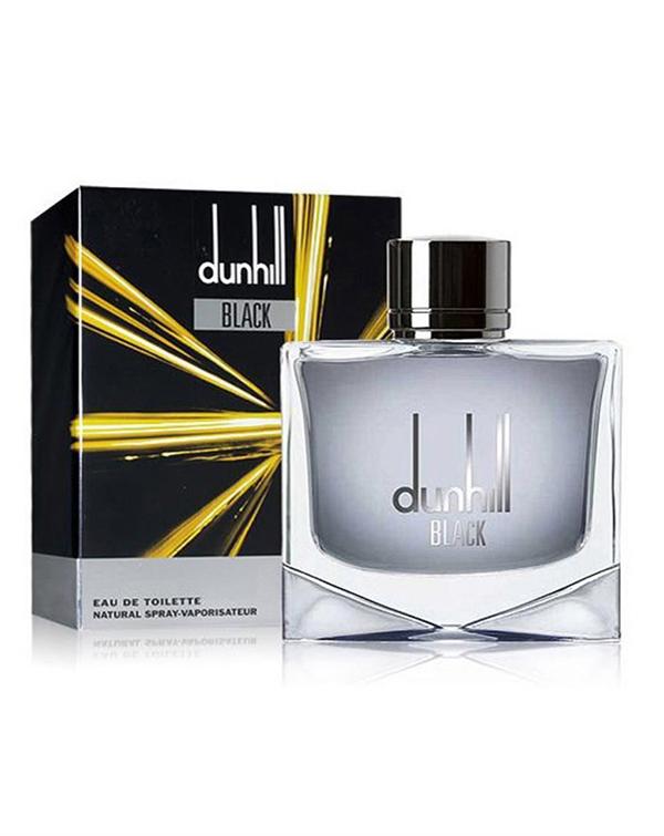 dunhill black 100ml edt erkek parfüm
