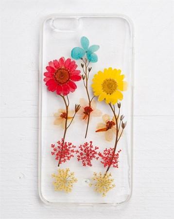 Mix Iphone 5 Çiçekli Telefon Kılıfı 1020016 Flovely