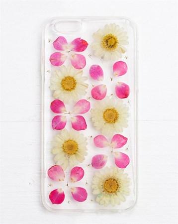 Mix Iphone 5 Çiçekli Telefon Kılıfı 1020017 Flovely