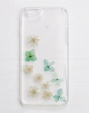 Mix Iphone 5 Çiçekli Telefon Kılıfı 1020025 Flovely