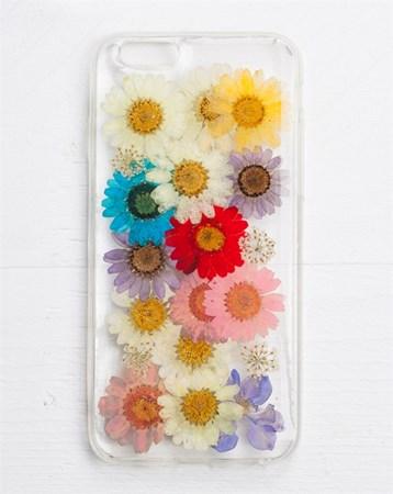 Mix Iphone 5 Çiçekli Telefon Kılıfı 1020027 Flovely