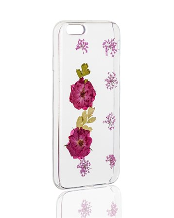 Mix Iphone 6 Çiçekli Telefon Kılıfı 1020112 Flovely