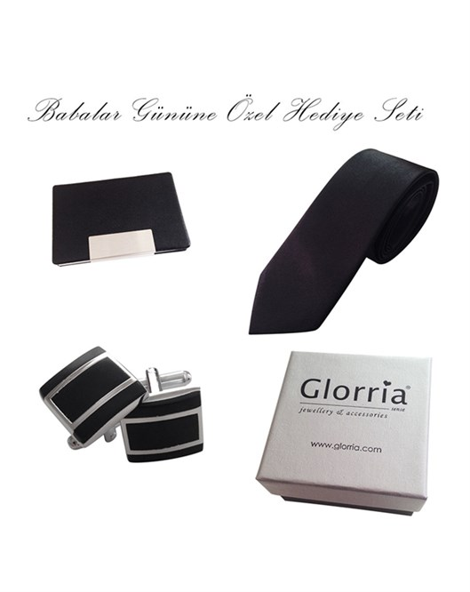 Glorria Jewellery Hediye Seti CL0022KS