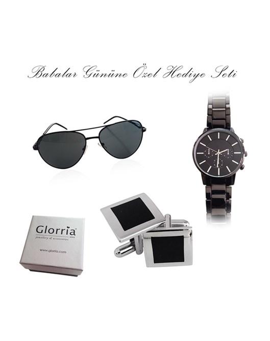 Glorria Jewellery Hediye Seti CL0025SS