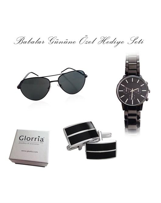 Glorria Jewellery Hediye Seti CL0026SS