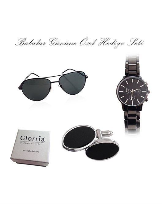 Glorria Jewellery Hediye Seti CL0027SS