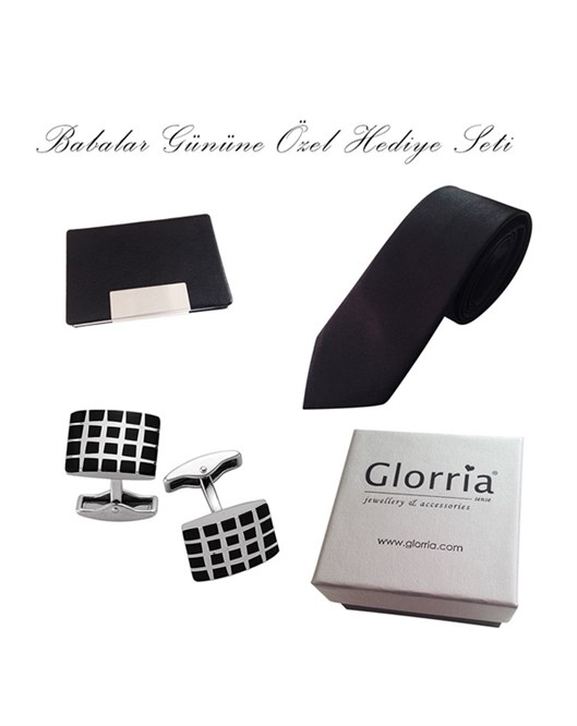 Glorria Jewellery Hediye Seti CL0028KS
