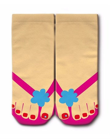 Patik Çorap 02239