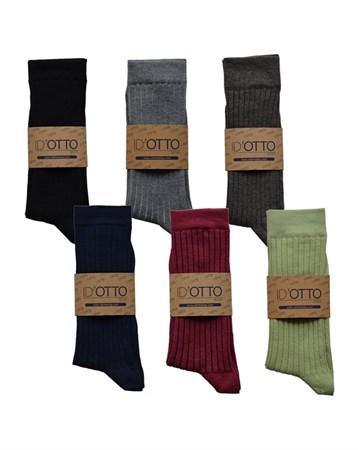 Mix 6lı Çorap DB6P001