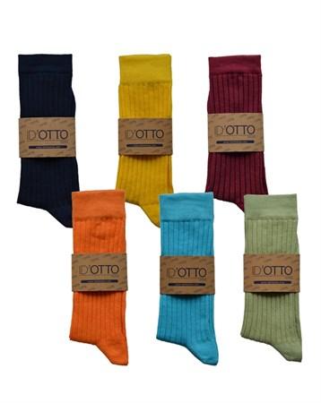 Mix 6lı Çorap DB6P002