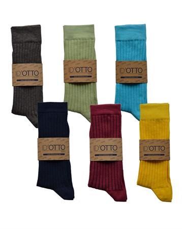 Mix 6lı Çorap DB6P004