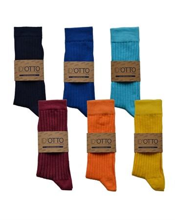 Mix 6lı Çorap DB6P005