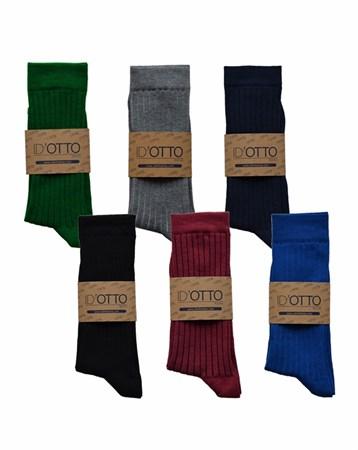 Mix 6lı Çorap DB6P006
