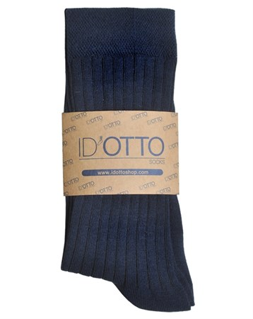 Lacivert Organik Çorap DK002