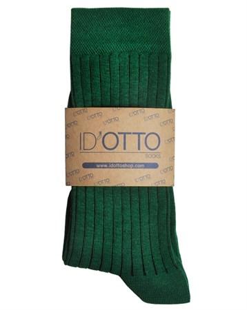 Yeşil Organik Çorap DK010