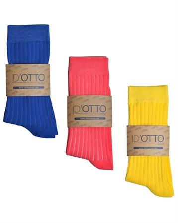 Mix 3lü Organik Çorap DK3P002