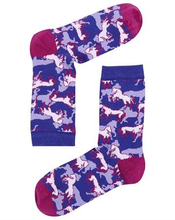 Mix Desenli Çorap 725K