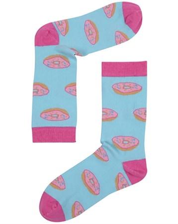 Desenli Çorap 784K