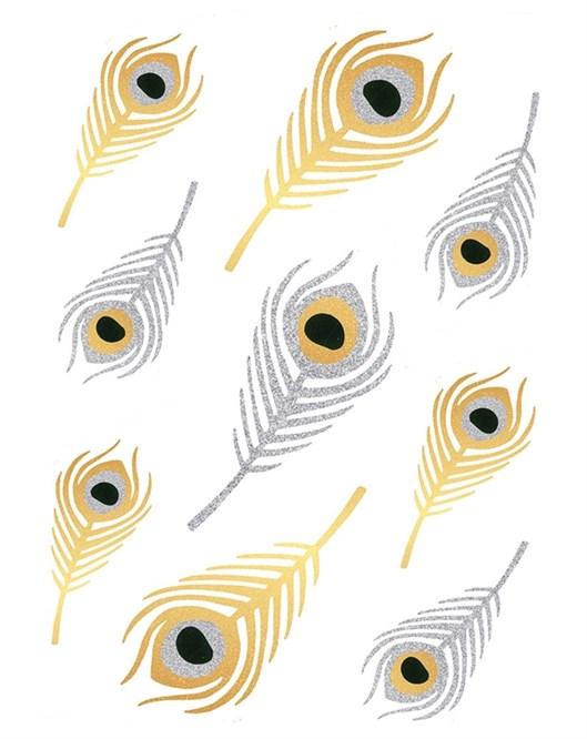 Solesummer Geçici Dövme KB016