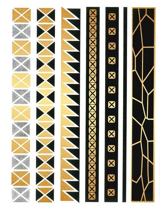 Solesummer Geçici Dövme KB019