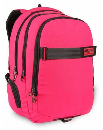Alone Fuşya 15.6 Laptop Bölmeli Sırt Çantası Alone Bag