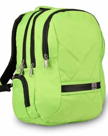 Alone Yeşil 15.6 Laptop Bölmeli Sırt Çantası Alone Bag