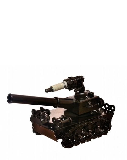 Decotown Metal Tank Biblo Yeni Model Bb2054bdk1026