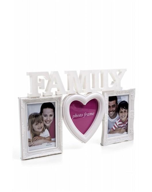 Decotown Family Kalpli Plastik Fotoğraf Çerçevesi Fo2371dk1010