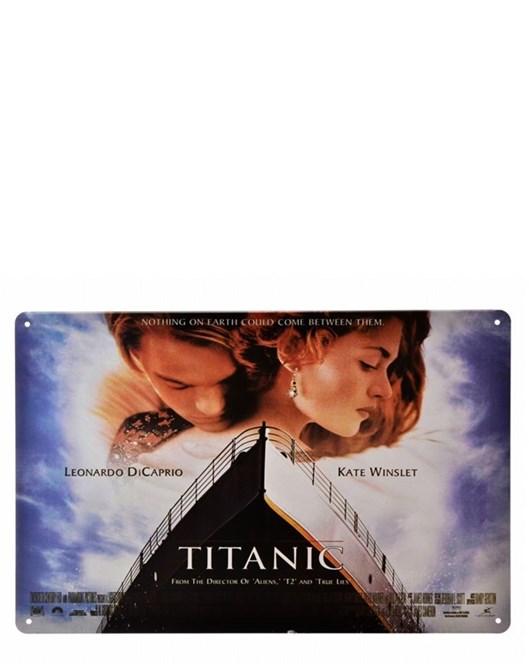 Decotown Titanic Metal Levha 20*30-4186 Pa2731dk1007