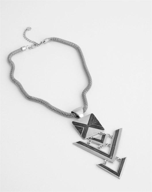 Pieces Medina Necklace Gümüş
