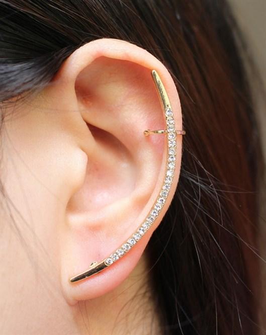 Çizgi Ear Cuff E95