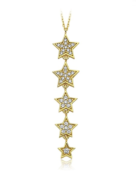 Altın Yıldız Kolye DTR30200