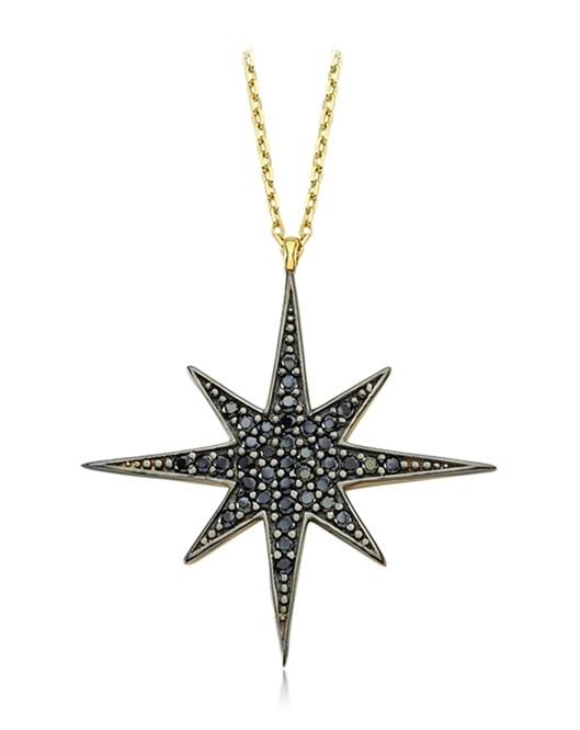 Altın Kutupyıldızı Kolye DTR30210