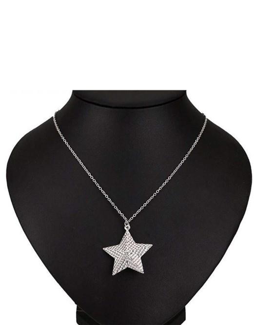 Yıldız Kolye Modelleri Gümüş Kaplama Yıldız Şekli Kolye Çeşitleri Ve Fiyatları 409