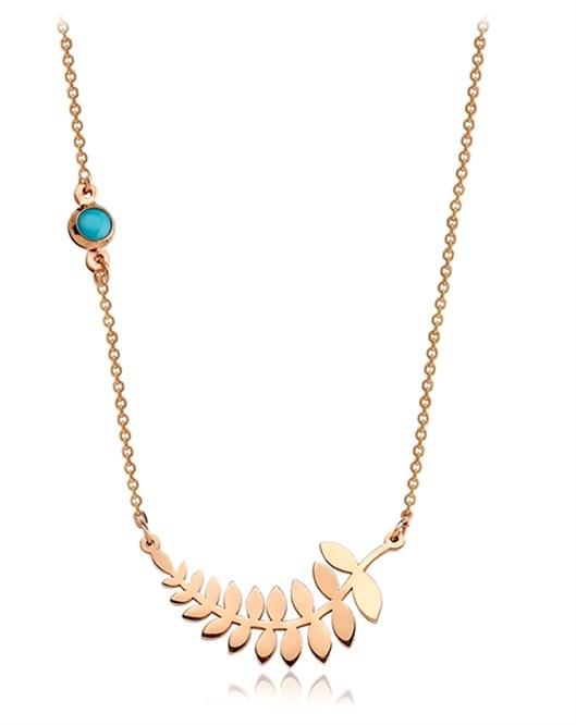 Gufo Jewelry Kolye GFG059N