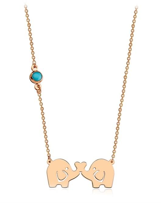 Gufo Jewelry Kolye GFG053N