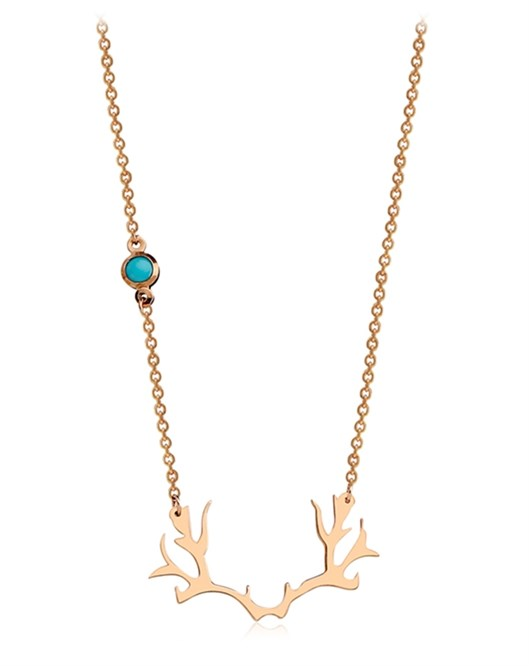 Gufo Jewelry Kolye GFG054N
