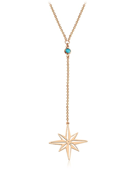 Gufo Jewelry Kolye GFG060N