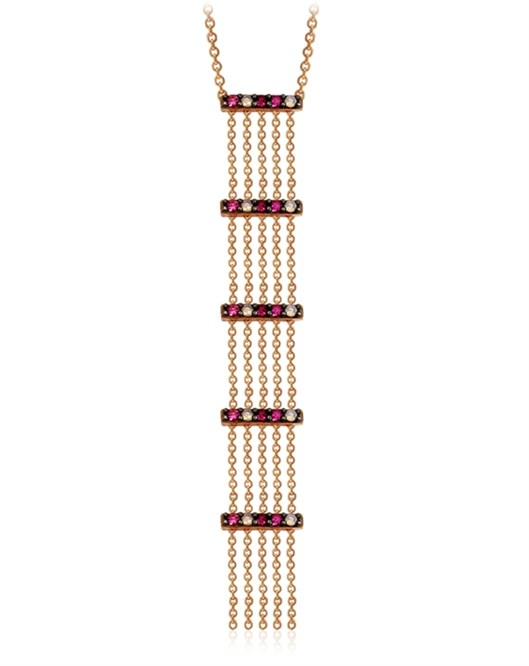 Gufo Jewelry Kolye GFG089N