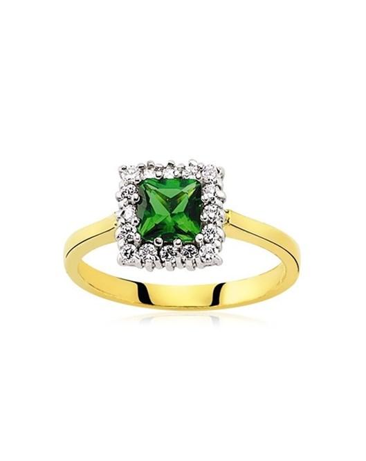 Glorria Jewellery Yüzük 5X5-kr-yzk