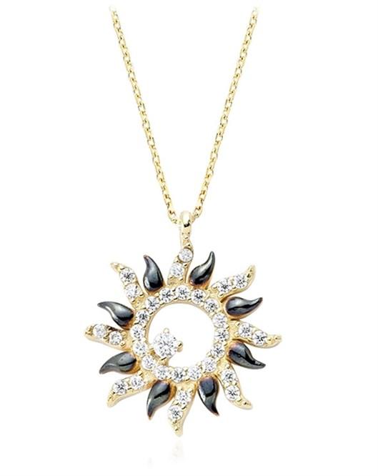 Glorria Jewellery Kolye CN0347