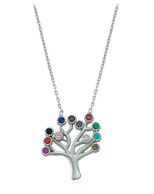 Glorria Jewellery Kolye DT0167