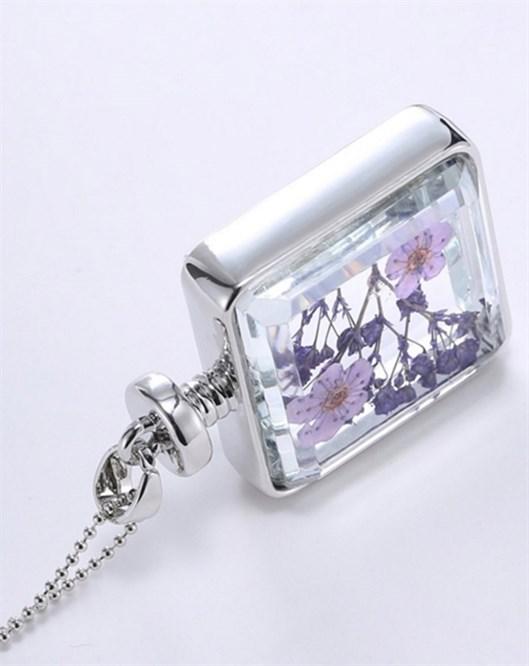 Güven Mücevherat Yaşayan Kolye YK45