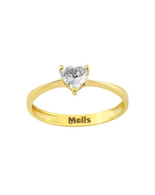 Melis Gold Yüzük ay056
