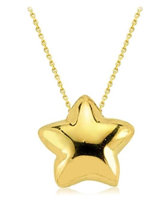 Melis Gold Kolye kly550