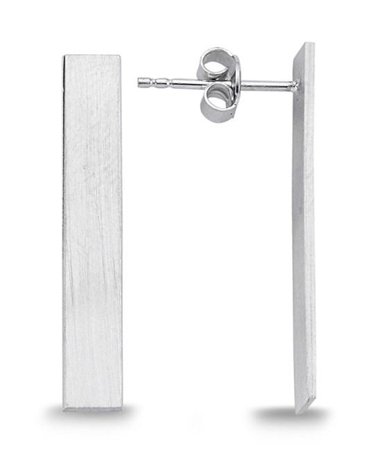 Nevinci Gümüş Küpe 551112