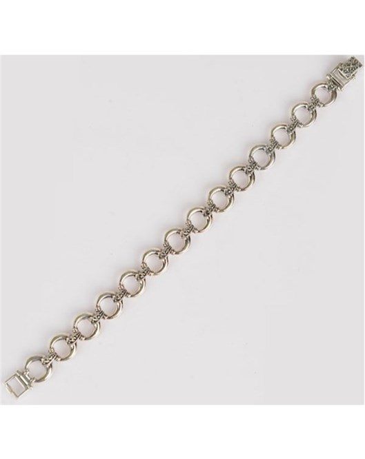 Gümüş Bileklik Br-432-Mac