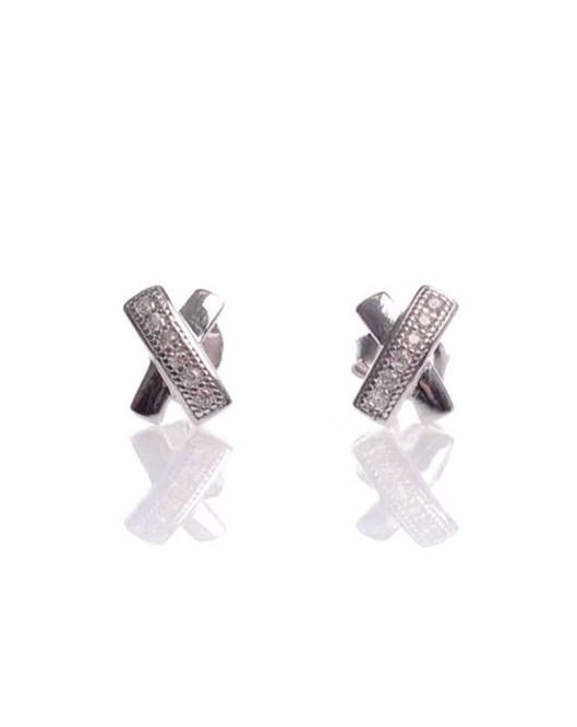 Gümüş Küpe Gkp1000-W