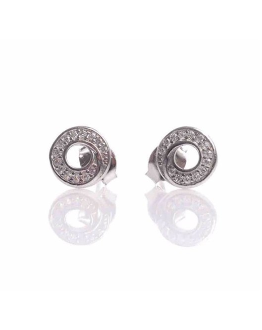 Gümüş Küpe Gkp1020-W
